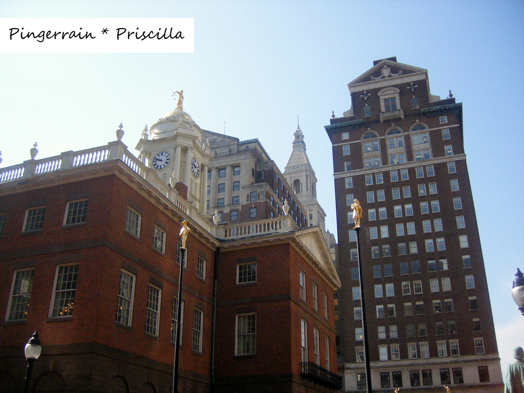 Hartford, Connecticut: History in the City