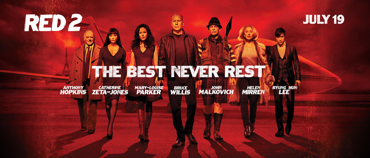 Movie Review: RED 2