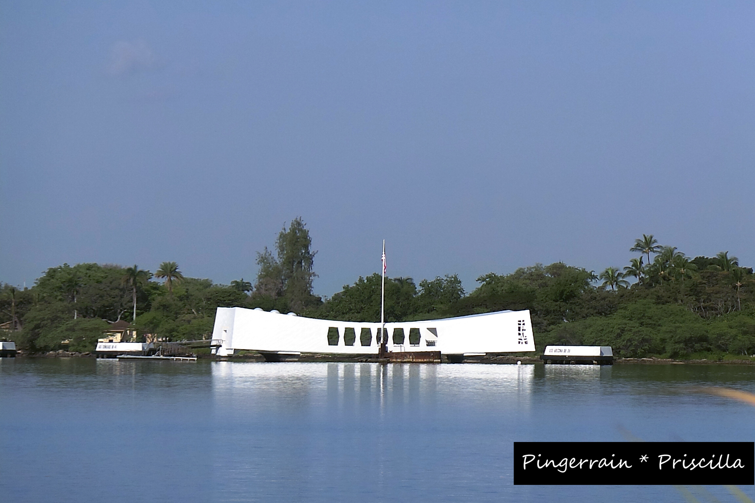 Pearl Harbour National Park & USS Arizona Memorial: War History in Perspective